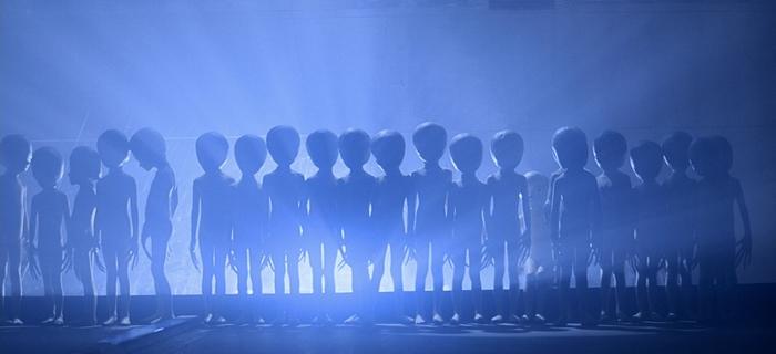 Alienígenas e Ficção Científica no Boca do Inferno