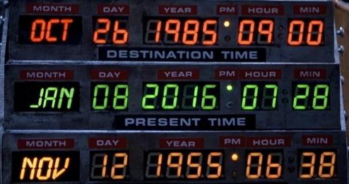 De Volta para o Futuro 2 (1989)