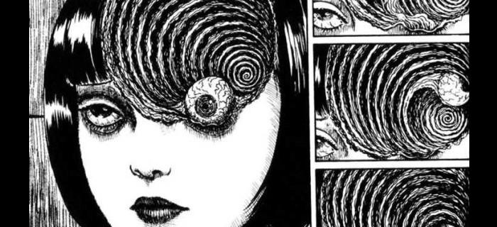 Imagens insanas e surreais, marcas registradas de Ito