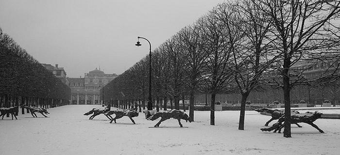 Os Lobos de Paris (1)