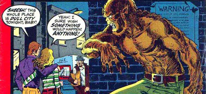 Personagem será publicado no formato Coleção Marvel Terror