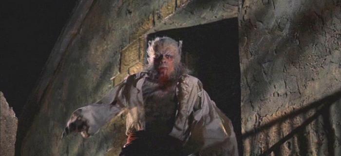 A Maldição do Lobisomem (1961) (2)