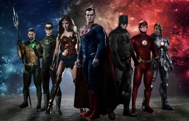 Batman Vs Superman (2016) (7)