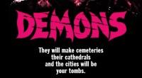 O cultuado gore italiano Demons pode ganhar uma terceira parte em 3D com envolvimento da equipe original