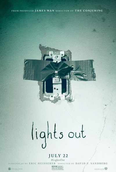 Lights Out (2016)
