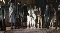 Um grupo de crianças com estranhos poderes povoa o novo filme de Tim Burton, que chega aos cinemas em setembro