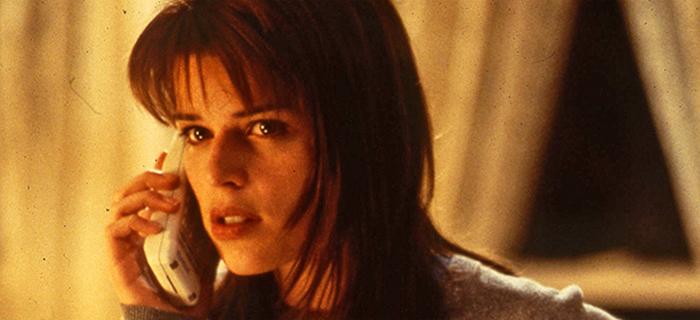 Neve Campbell interpreta Sidney Prescott nos quatro filmes da franquia
