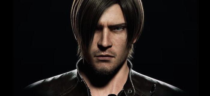 Design de Leon S Kennedy para o novo Resident Evil