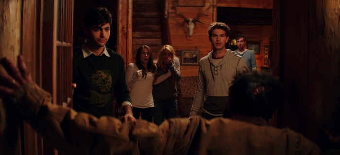 Cabana do Inferno (2016)