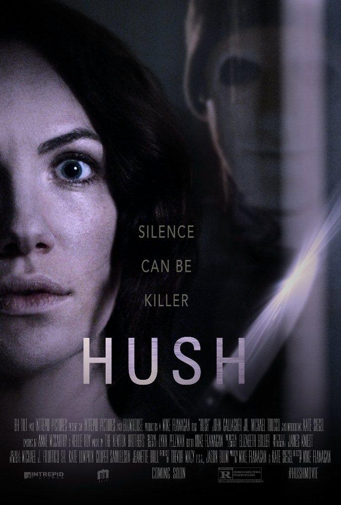 Resultado de imagem para hush a morte ouve