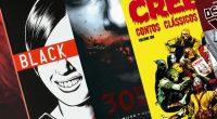 Para comemorar o aniversário do Boca do Inferno, vamos relembrar neste artigo as quinze melhores HQs de horror publicadas no Brasil  ao longo deste quinze anos de vida do site.