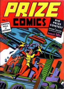 Prize Comics #01