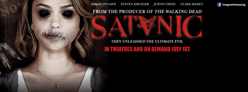 "Satanic terá uma abordagem ""teen"""