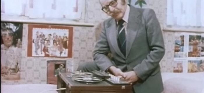 Maurice Grosse e suas gravações