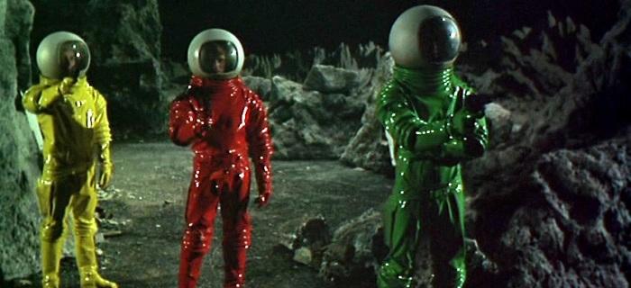 Gangsters na Lua (1969)