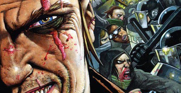 John Constantine, Hellblazer - A Maldição dos Constantine reúne as edições da revista original americana de números 292 a 296 e coloca os fãs do personagem mais perto do final da série original Hellblazer.