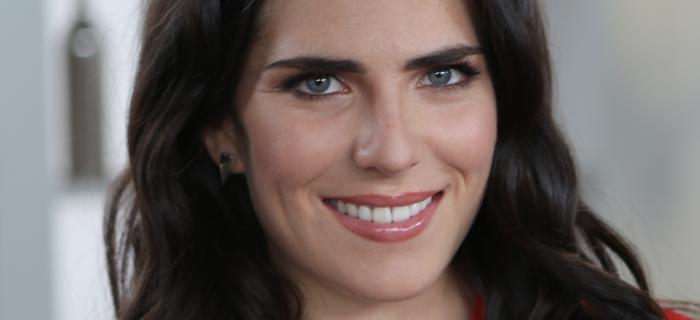 Karla é mais conhecida por participar da série How to Get Away With Murder