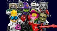 A LEGO lançou no começo do ano uma série de figuras surpresa inspirada em filmes de terror.
