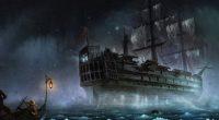 Anthony Jaswinski conta a história de uma família que compra um navio sem saber que é assombrado
