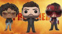 A Funko lançou nos EUA três figuras exclusivas baseadas nos personagens da série de TV da AMC
