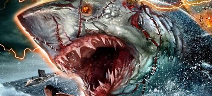 Sharkenstein (2016) D