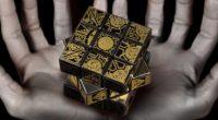 A fabricante de brinquedos, MezcoToys lançou uma série de cubos mágicos baseados na Configuração de Lamentos da franquia Hellraiser.