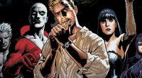 Próximo longa animado da DC trará a Liga da Justiça Sombria, o grupo sobrenatural da DC que inclui personagens como o Monstro do Pântano e John Constantine.