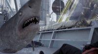 Mais um filme de tubarão assassino para esquentar (ou esfriar) a estreia de Sharknado 4, no domingo!