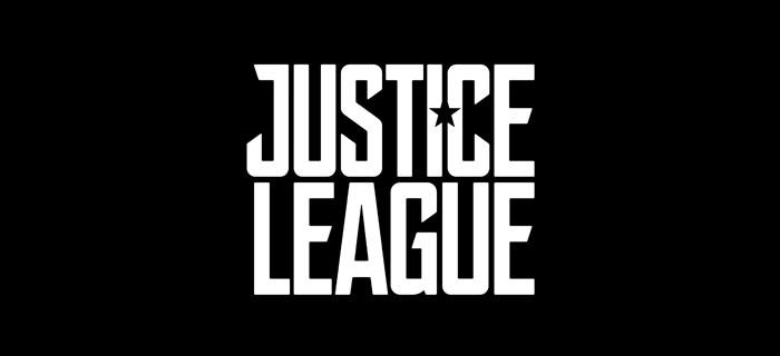 Liga da Justiça: Logo oficial do filme.