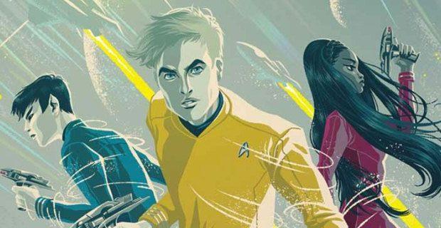 Com roteiros de Mike Johnson e arte de Tony Shasteen, a HQ mostrará as consequências dos fatos mostrados no filme Star Trek – Sem Fronteiras