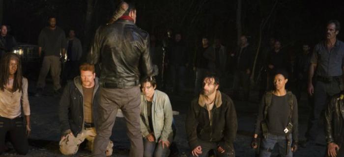 The Walking Dead (2015) DESTAQUE