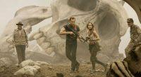 O novo filme de King Kong, dirigido por Jordan Vogt-Roberts, ganhou seu primeiro trailer durante a San Diego Comic-Con 2016.