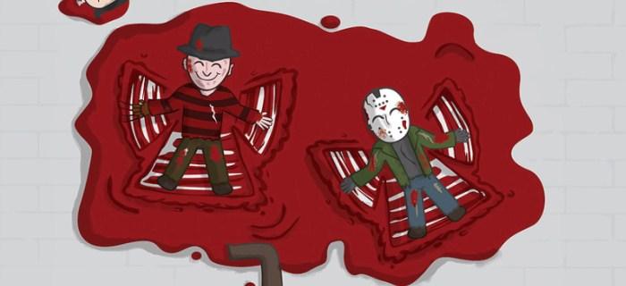 Freddy e Jason (2016) D