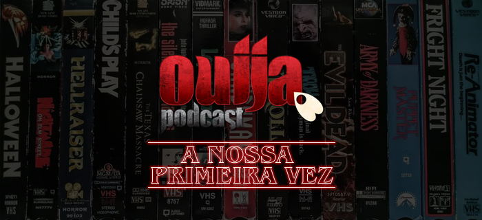 Ouija Podcast 14 - Banner