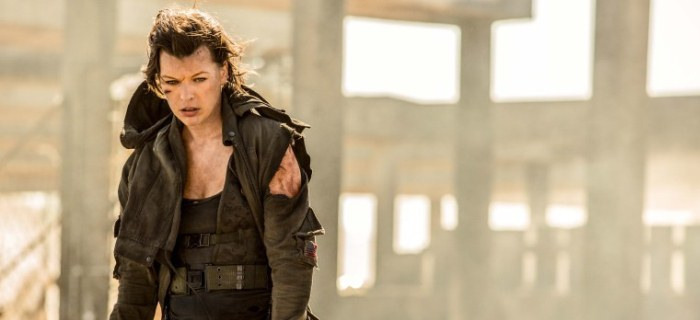 Resident Evil The Final Chapter (2017)