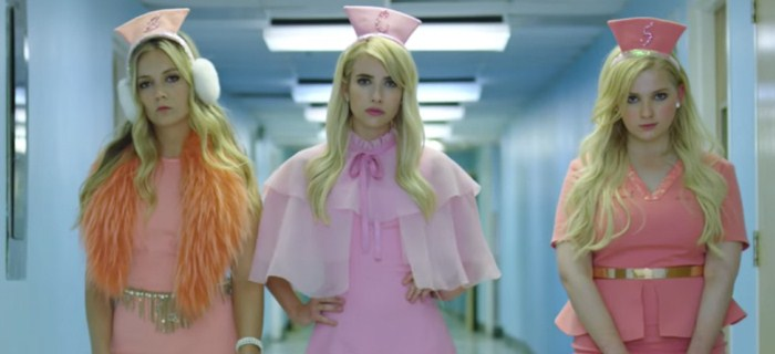 Scream Queens volta no dia 20 de setembro