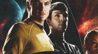 A HQ serve de ponte entre o mais recente filme da franquia, Star Trek – Sem Fronteiras, e seu antecessor, Star Trek - Além da Escuridão