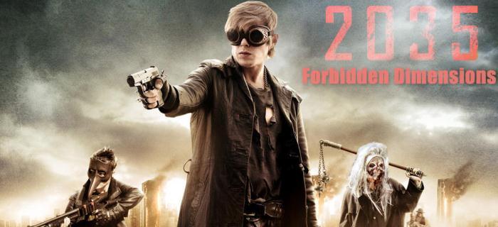 Um dos lançamentos do mês, 2035 – Dimensão Proibida tem um quê de Mad Max