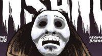 Inspirada no teatro Kabuki e com altas doses de J-Horror, a HQ nos faz pensar sobre nossos próprios fantasmas do passado!
