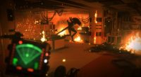 Mais que um puro survival horror, o jogo consegue o feito de realmente parecer uma continuação de O Oitavo Passageiro