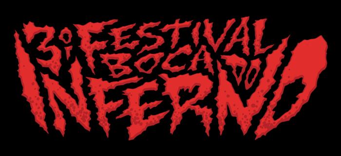 Logo do festival, criado pelo quadrinista Kiko Garcia.