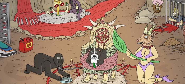 Mr. Pickles: 1ª Temporada (2014)