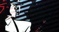 Uma trama mista de ficção científica e noir, digna de qualquer episódio de Além da Imaginação.