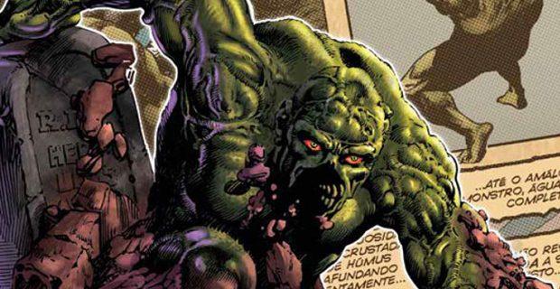 Anunciada para outubro de 2013, Monstro do Pântano: Raízes Vol2. finalmente foi confirmada para o próximo novembro.