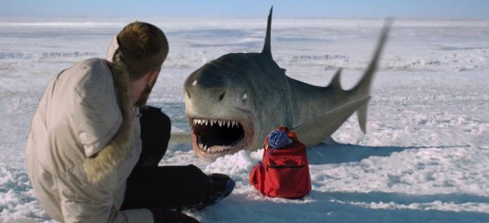 Tubarões de Gelo (2016)