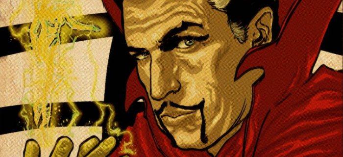 Vincent Price e a inspiração para a aparência do Doutor Estranho