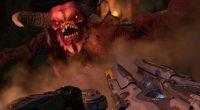 As portas do inferno se abrem num FPS viciante de matar demônios e... bem, é só isso