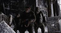 Terceiro filme da franquia é ambientado durante a guerra entre humanos e macacos, que já dura dois anos