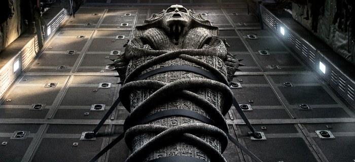 Remake de A Múmia ganha teaser trailer e pôster