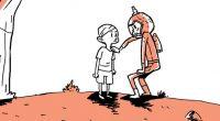 ARGO5 é uma divertida historinha sci-fi sobre um cosmonauta fugitivo e sua amizade com um garotinho terráqueo.